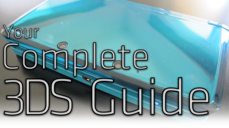 Your Complete Guide to the Nintendo 3DS