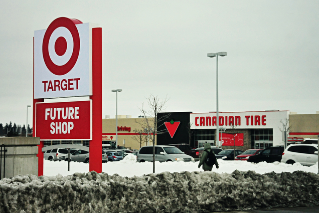 Target Canada Is a Spectacular Failure