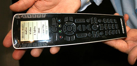 Crestron Rolls Out MLX-2 Two-Way ZigBee RF Remote