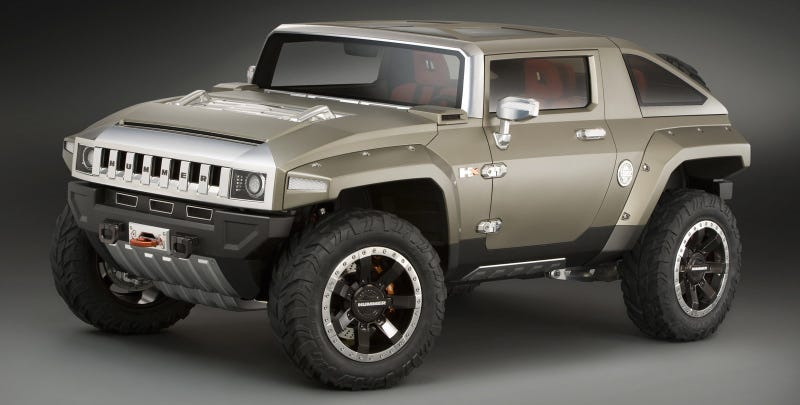 you can buy the futuristic hummer hx as a jeep wrangler conversion now. Black Bedroom Furniture Sets. Home Design Ideas
