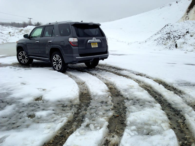 2014 Toyota 4Runner Limited: The Truck Yeah! Review