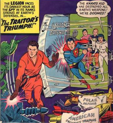 Scifi And Kung-Fu: The Ultimate Team-Up