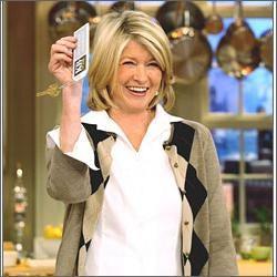Martha Stewart Barred From UK; English Cutesy Merchants May Suffer