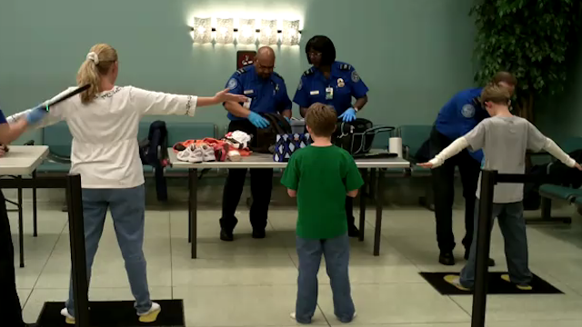 The TSA Will Finally Stop Groping Kids...Kind of
