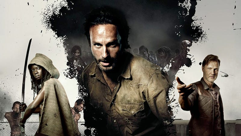 This Week's TV: The Greatest Event in Television History! Plus 7 premieres, including Walking Dead!