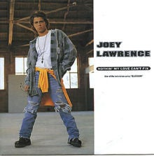 Joey Lawrence Knows His Place