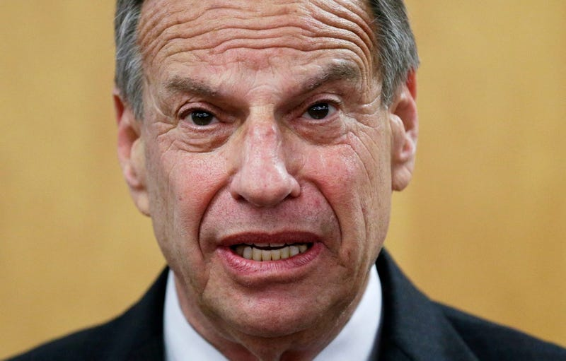Mayor Bob Filner Returns from Therapy to Find His Office Locks Changed
