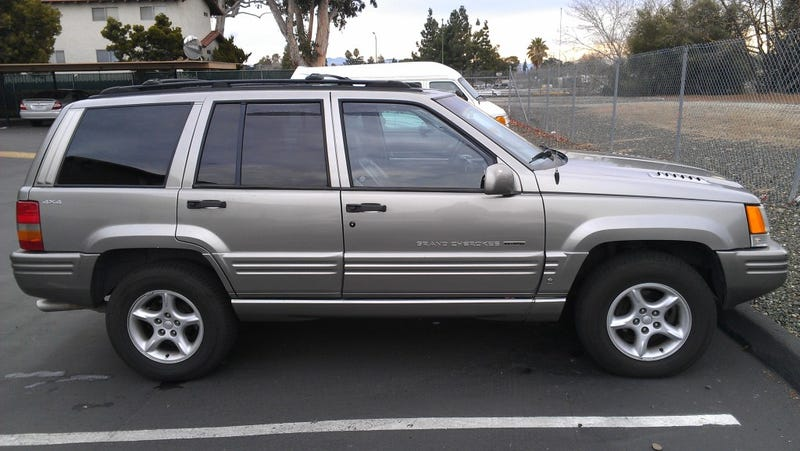 For $5,000, This Cherokee Is A Little More Grand