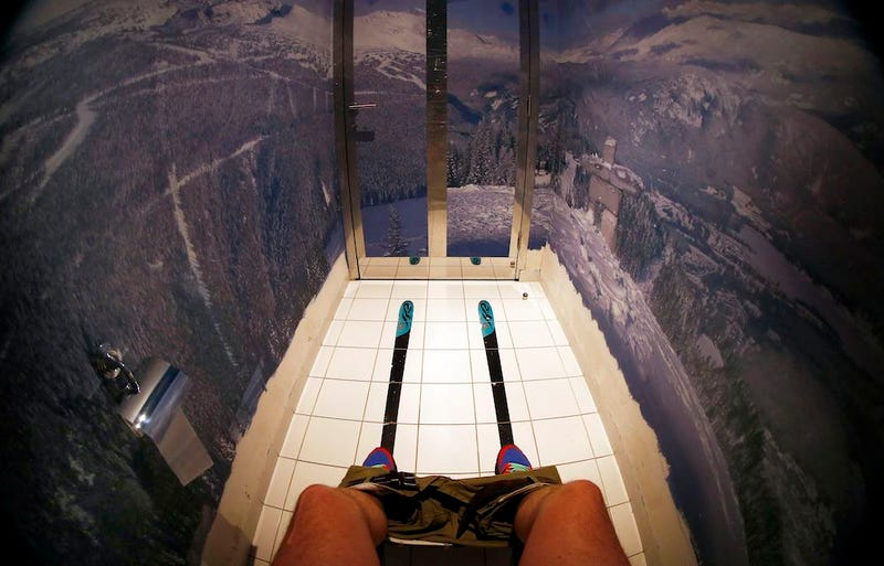 A User's Guide To The Bizarre Toilets Of Sochi