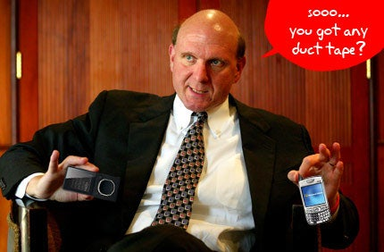 Zune on Windows Mobile Confirmed by Steve Ballmer