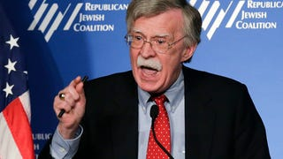 John Bolton Makes a Really Good Point in His Case for Bombing Iran