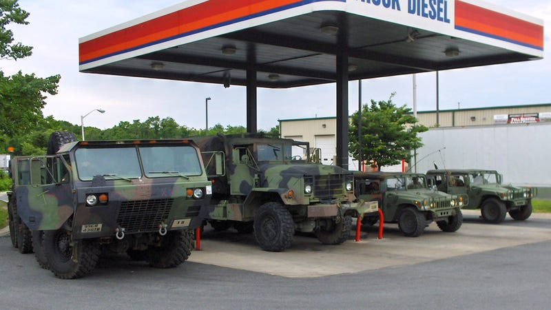 Which Military Vehicle Would Make The Most Badass Daily Driver?