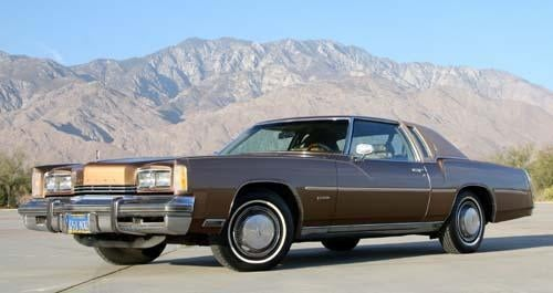 Low-Mileage 1976 Olds Toronado For $7,900... And It's Brown!