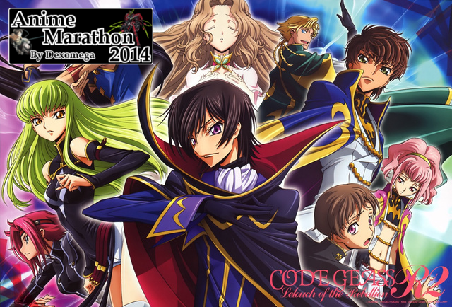 Dex's Review: Code Geass