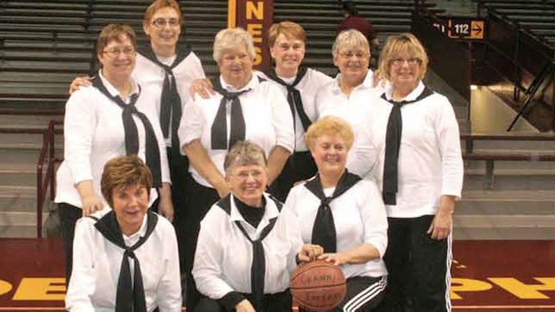 'Granny Basketball' Proves That Balling Knows No Age Limits
