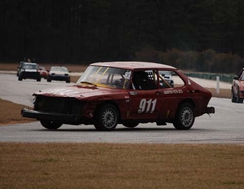 Break Out The Lutefisk! Saab Takes 24 Hours Of LeMons Overall Win!