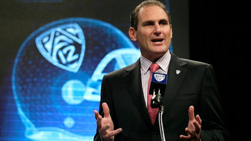 Pac-12 Commissioner Combines Good Idea With Dumb Suggestion