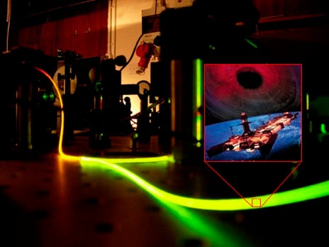 Scientists Make Black Hole in Fiber Optic Cable: World Doesn't End