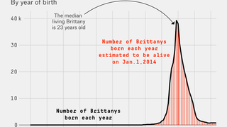Estimate Someone's Age with Just Their First Name Using This Data