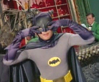 Why the @#$% hasn't there been a live-action Batman TV show since the '60s?