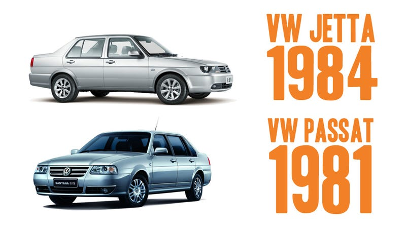 The Oldest Cars Still In Production