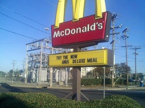 McDonald's Wants You To Try What?