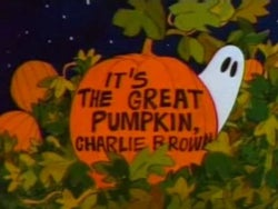 It's The Great Pumpkin, Jezebel!