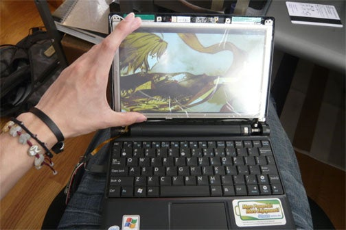 Give Your Eee PC 900HA a Touchscreen