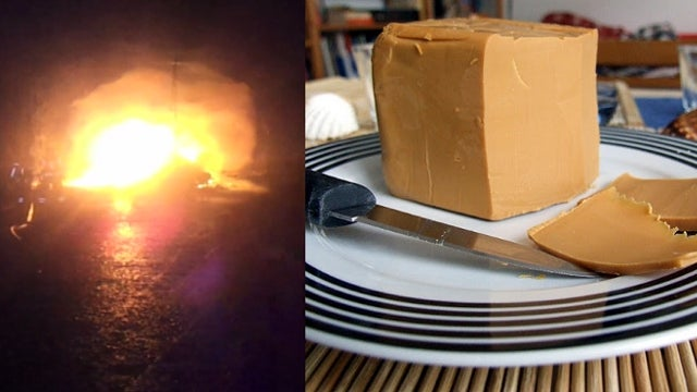 Toxic Gases Released by Grilled Cheese Shut Down Norwegian Tunnel for Weeks