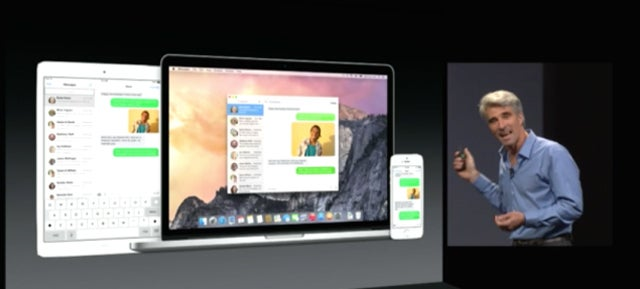 Apple's Turning Your Mac into a Phone