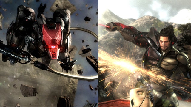 Metal Gear Rising: Revengeance Looks To Be Full Of Clichés, But It Has a Chainsaw-Wielding Robot Dog