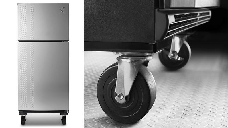 The Gladiator Chillerator: A Fridge Specifically Designed For Garages