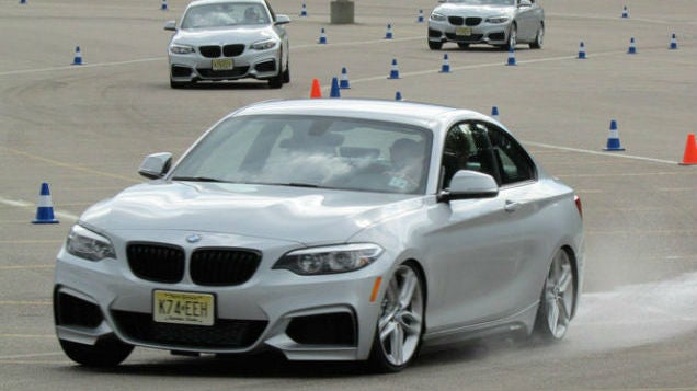 BMW's Free Ultimate Driving Experience Is Better Than Some Track Days