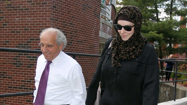 Federal Authorities Take DNA Sample From Tameralan Tsarnaev's Widow