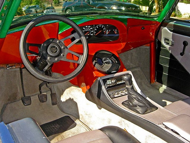 For $18,900, Karmann Chameleon