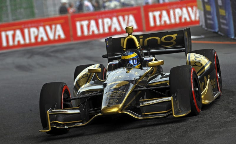 Speaking of Sound: Ex-F1 Driver Doing Hot Laps in Formula E Car