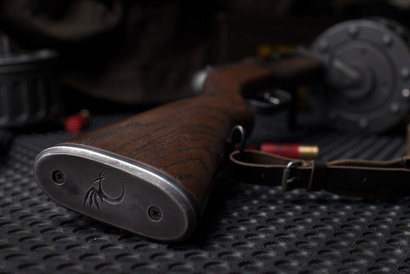 This Real Fallout 3 Shotgun Will Make You Yearn For An Apocalyptic Washington