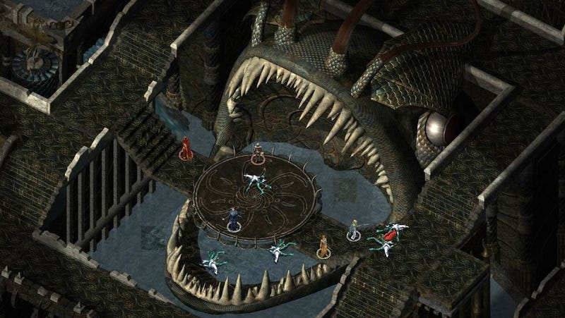 Q&A: Baldur's Gate II: Enhanced Edition Took A Lot Of Work