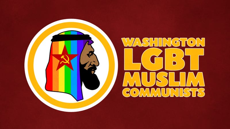The Washington Benghazi Gay Guys: #TCOT Renames the Redskins