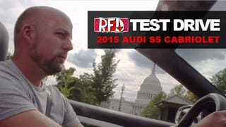 VIDEO Test Drive: 2015 Audi S5 Cabriolet