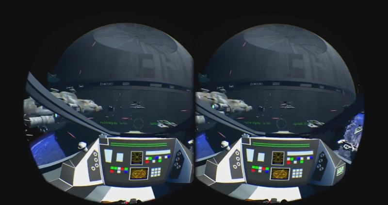 Play The Battle Of Endor On The Oculus Rift