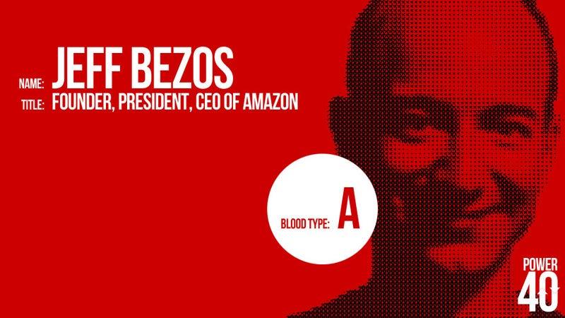 • 11. Jeff Bezos, Amazon Founder