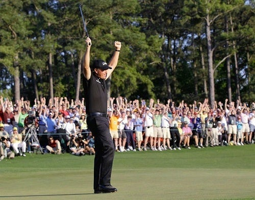The Masters, Lefty, And What's Been Left Behind