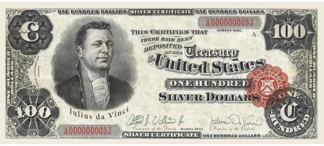 Come Chat with America's Greatest Convicted Counterfeiter