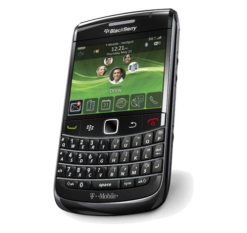 RIM BlackBerry Bold 9700 (aka Onyx): T-Mobile's First 3G BlackBerry