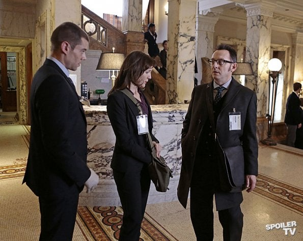 Person of Interest - 2.10 Promo Photos
