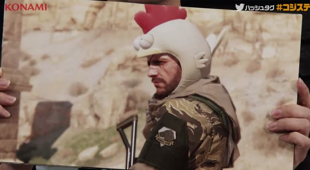 Hideo Kojima Trolled Everyone On Christmas, Because of Course He Did
