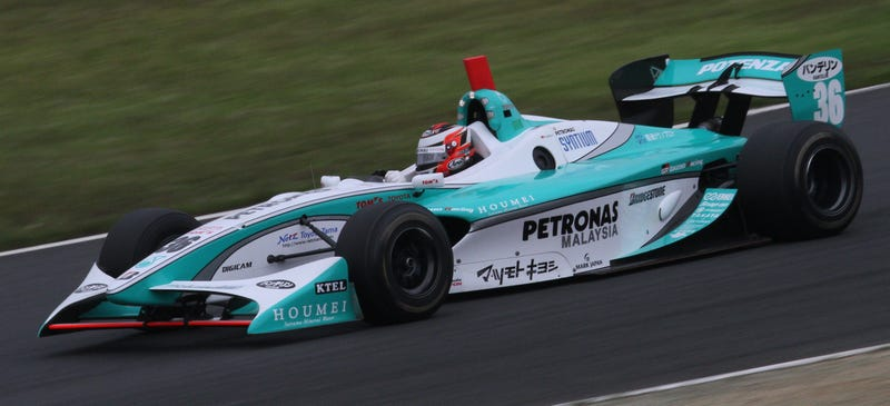 In Case You Missed It: Super Formula Is Going Turbo, Too