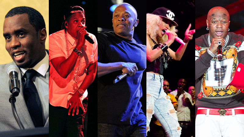 Here Are The 24 Highest-Earning Hip-Hop Stars in the World