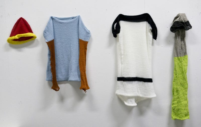 This Awesome Machine Knits a Fully Formed Sweater, Sleeves And All